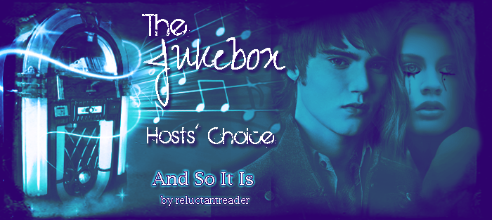 The Jukebox Contest Hosts' Choice winning banner