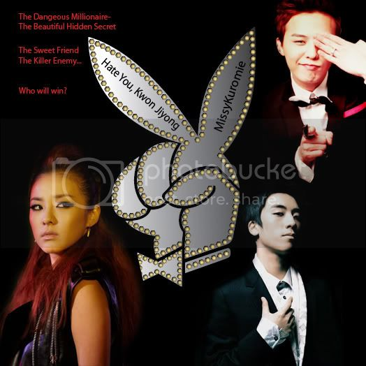 Hate You, Kwon Jiyong - 2ne1 dara daragon gdragon jiyong lovetriangle seungri - main story image