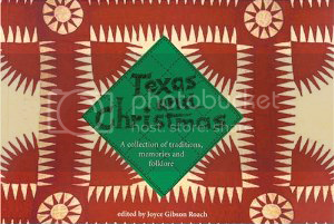 Roach book cover - Texas and Christmas